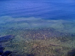 Beautifully Clear Green Bay - Lake Michigan