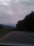"Entering The Great Smoky Mountains. Does It ""look smoky?"""
