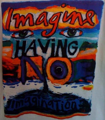 Imagine Having No Imagination!