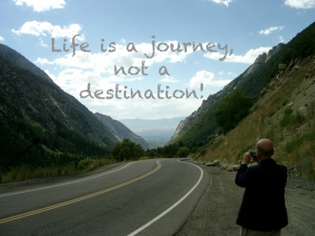 And, isn't the journey usually more important than the destination?