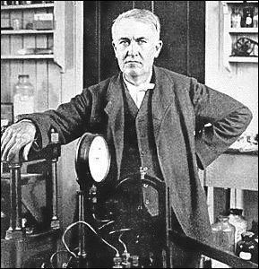 Thomas Edison U2013 He Made 1000 Mistakes Before He Invented A U201ccorrectu201d Light  Bulb.