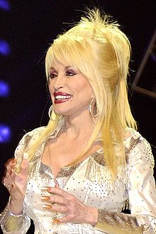 """Yesterday is gone, gone, but tomorrow is forever."" -- Dolly Parton"