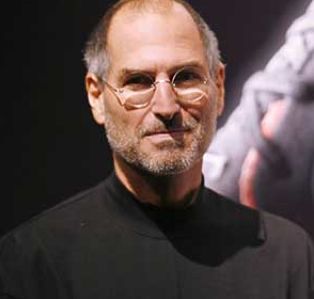 Steve Jobs - A creative visualizer!