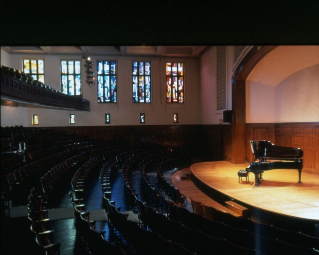 The Sheldon Concert Hall