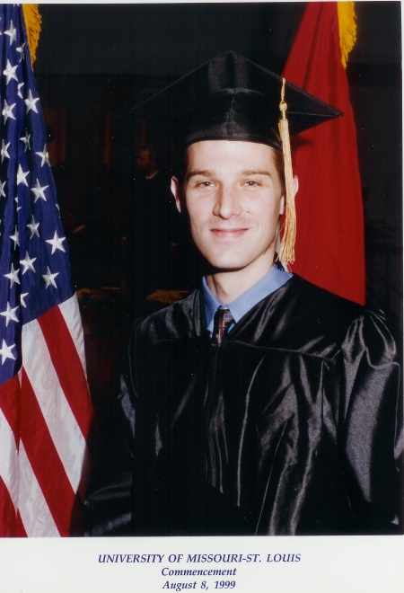 Erik (27 years old, College Graduation)