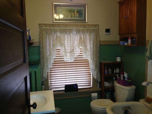 3rd floor bathroom. (July, 2015)